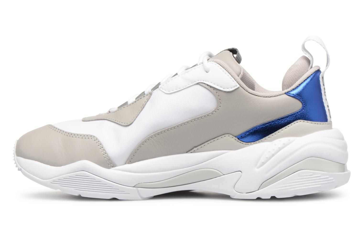Baskets Puma Thunder Electric W Blanc vue face