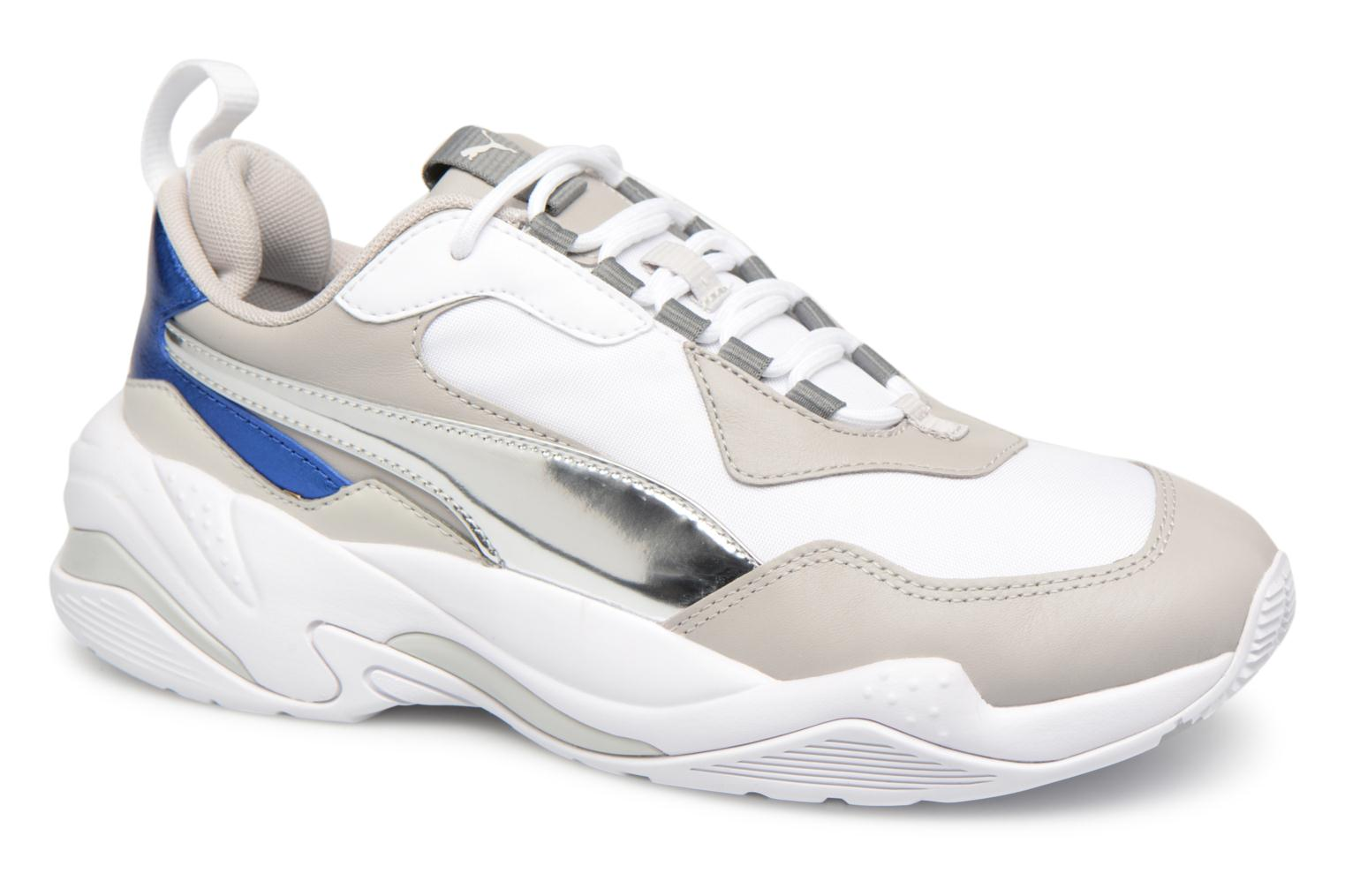 Baskets Puma Thunder Electric W Blanc vue détail/paire