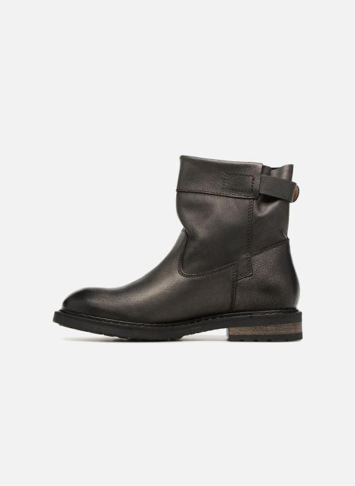 Bottines et boots P-L-D-M By Palladium BOTRY DST Or et bronze vue face