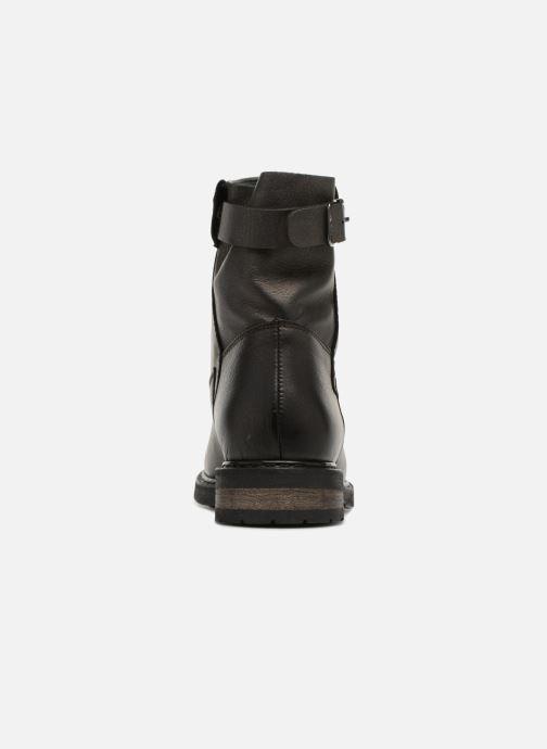 Bottines et boots P-L-D-M By Palladium BOTRY DST Or et bronze vue droite