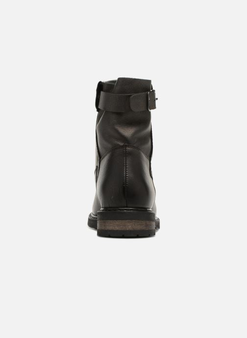 Ankle boots P-L-D-M By Palladium BOTRY DST Bronze and Gold view from the right
