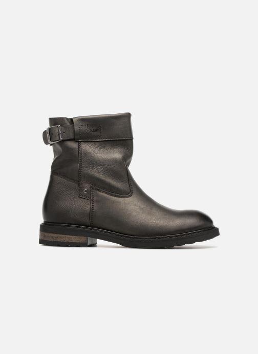 Bottines et boots P-L-D-M By Palladium BOTRY DST Or et bronze vue derrière
