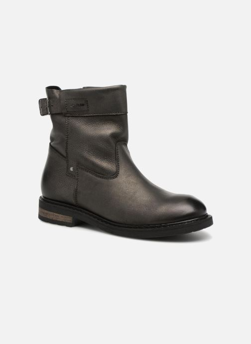 Ankle boots P-L-D-M By Palladium BOTRY DST Bronze and Gold detailed view/ Pair view