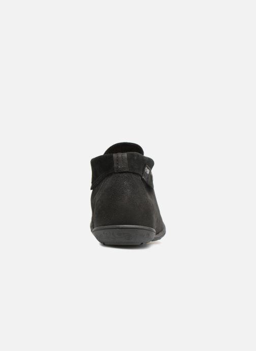 Baskets P-L-D-M By Palladium GAETANE EOL Noir vue droite