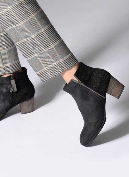 Boots en enkellaarsjes P-L-D-M By Palladium PARLEY SNT Zwart onder