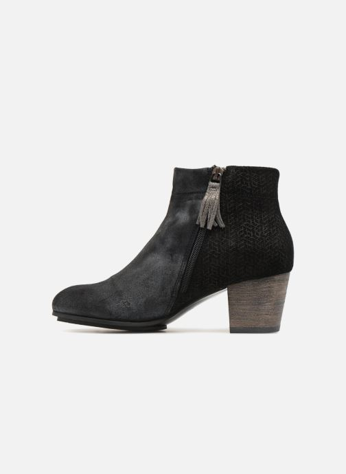 Bottines et boots P-L-D-M By Palladium PARLEY SNT Noir vue face
