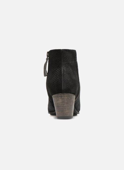 Ankle boots P-L-D-M By Palladium PARLEY SNT Black view from the right