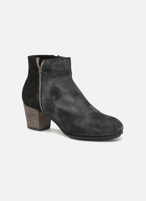 Ankle boots P-L-D-M By Palladium PARLEY SNT Black detailed view/ Pair view
