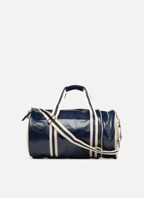Sacs de sport Fred Perry Classic  Barrel Bag Bleu vue face