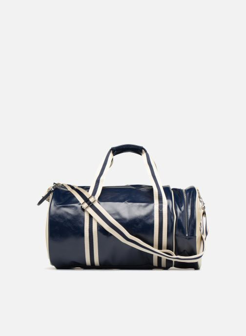 Sporttaschen Fred Perry Classic  Barrel Bag blau ansicht von vorne