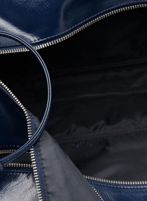 Sporttaschen Fred Perry Classic  Barrel Bag blau ansicht von hinten