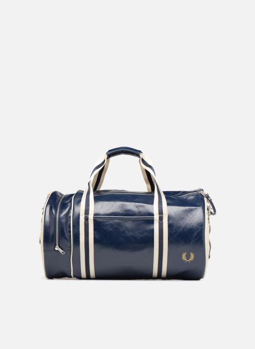 Sporttaschen Fred Perry Classic  Barrel Bag blau detaillierte ansicht/modell