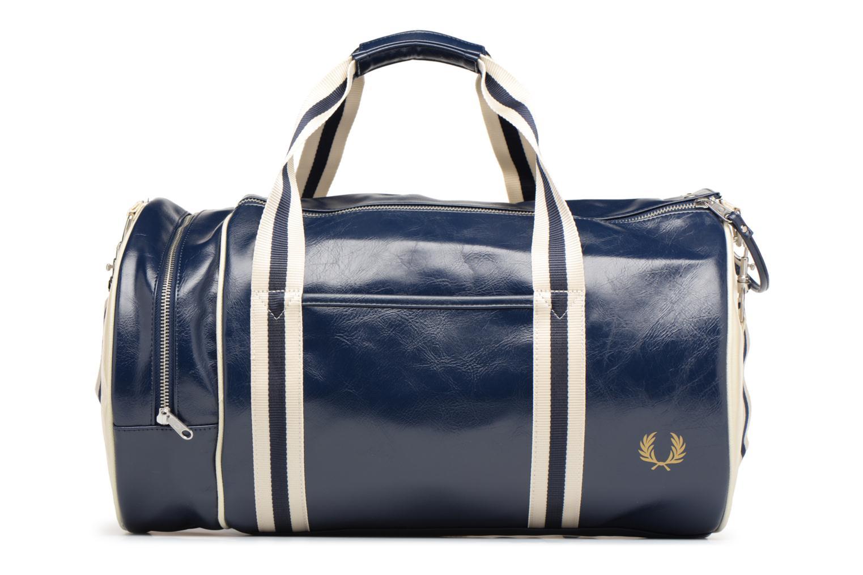 Sporttaschen Fred Perry Classic Barrel Bag V blau detaillierte ansicht/modell