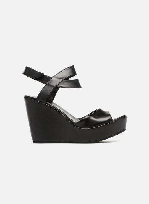 Sandales et nu-pieds Elizabeth Stuart Berny 721 Noir vue derrière