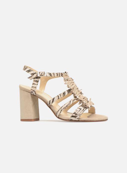 Sandales et nu-pieds Elizabeth Stuart Burem 723 Beige vue derrière
