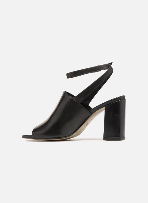 Sandales et nu-pieds Elizabeth Stuart Buz 304 Noir vue face