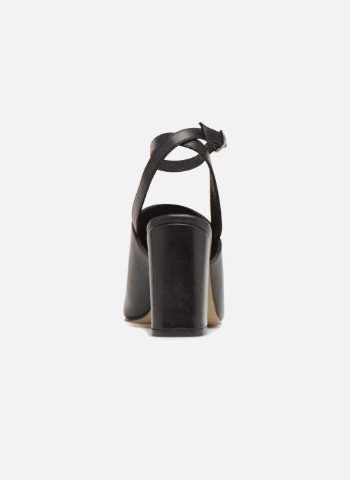 Sandales et nu-pieds Elizabeth Stuart Buz 304 Noir vue droite