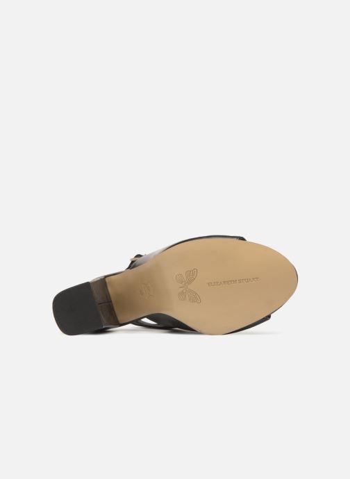 Sandales et nu-pieds Elizabeth Stuart Buz 304 Noir vue haut
