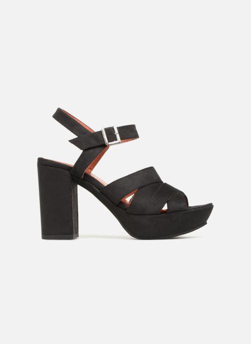 Sandales et nu-pieds Elizabeth Stuart Byma 255 Noir vue derrière