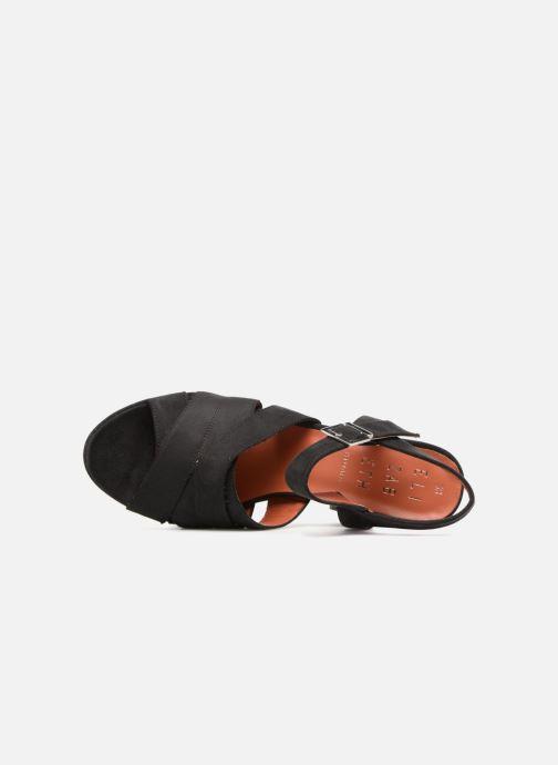 Sandales et nu-pieds Elizabeth Stuart Byma 255 Noir vue gauche