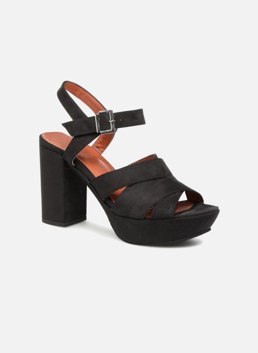 Sandales et nu-pieds Elizabeth Stuart Byma 255 Noir vue détail/paire