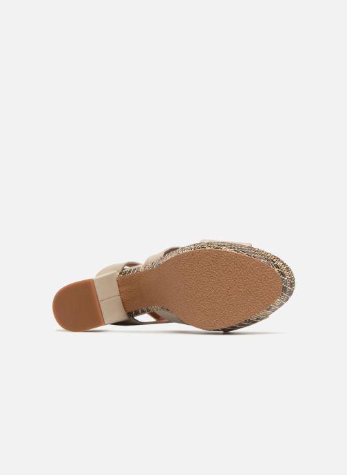 Sandales et nu-pieds Elizabeth Stuart Byr 721 Beige vue haut