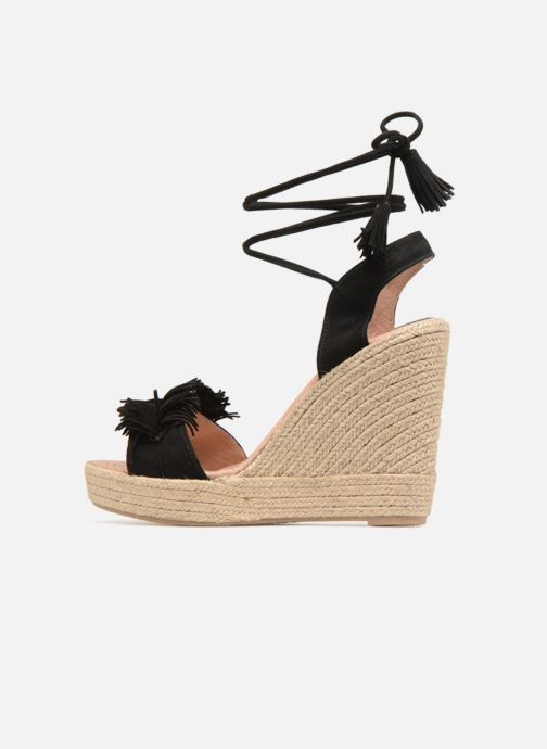 Sandales et nu-pieds Elizabeth Stuart Clarice 630 Noir vue face