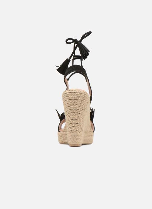 Sandales et nu-pieds Elizabeth Stuart Clarice 630 Noir vue droite