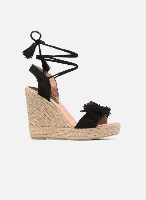 Sandales et nu-pieds Elizabeth Stuart Clarice 630 Noir vue derrière