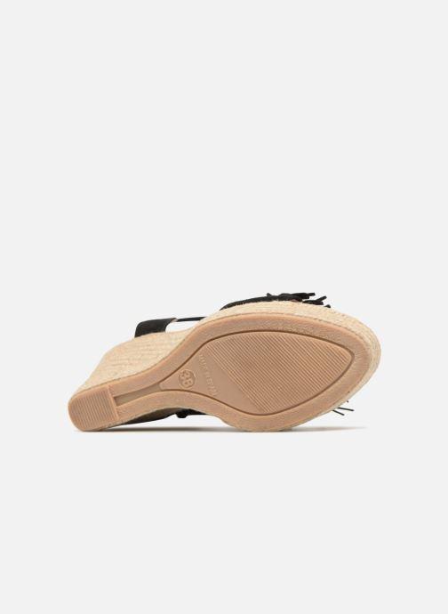 Sandales et nu-pieds Elizabeth Stuart Clarice 630 Noir vue haut
