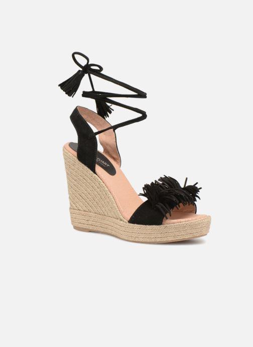 Sandales et nu-pieds Elizabeth Stuart Clarice 630 Noir vue détail/paire