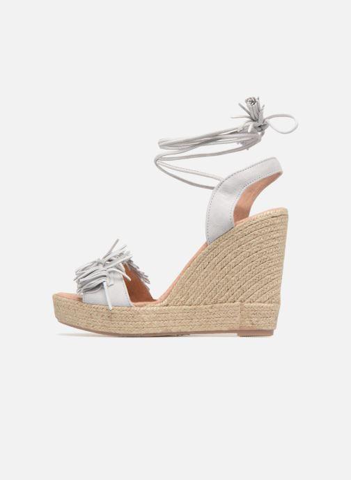 Sandales et nu-pieds Elizabeth Stuart Clarice 630 Gris vue face