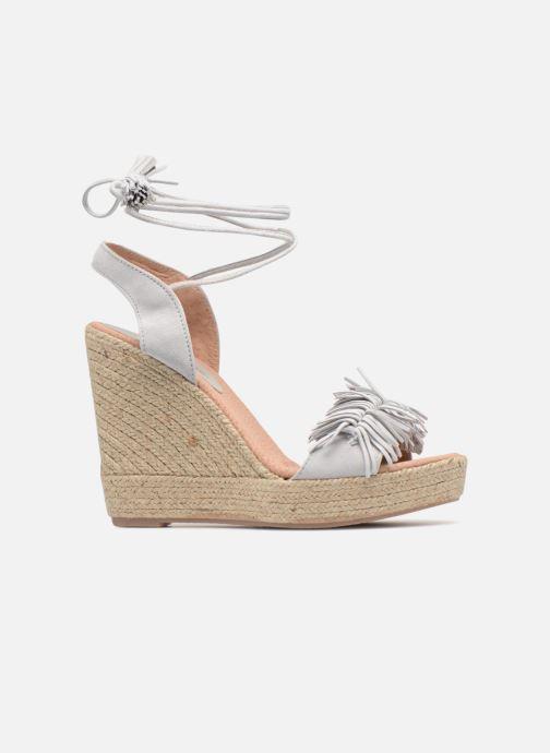 Sandales et nu-pieds Elizabeth Stuart Clarice 630 Gris vue derrière