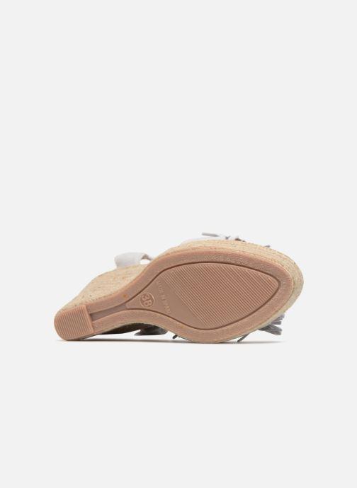 Sandales et nu-pieds Elizabeth Stuart Clarice 630 Gris vue haut