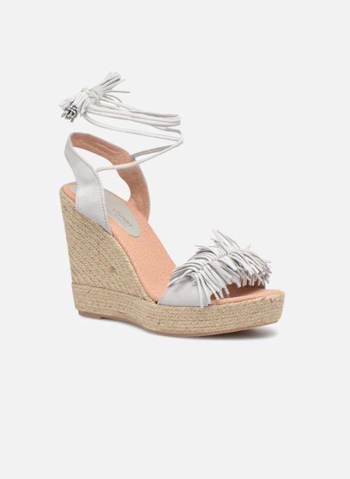 Sandales et nu-pieds Elizabeth Stuart Clarice 630 Gris vue détail/paire