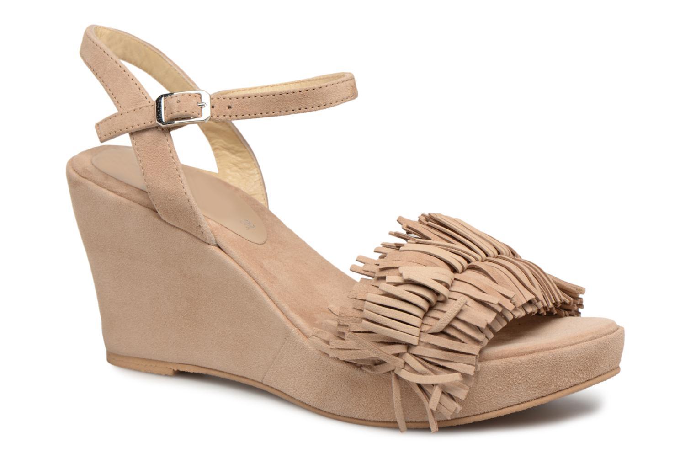 Nuevo zapatos Sandalias Elizabeth Stuart Jany 606 (Beige) - Sandalias zapatos en Más cómodo 0b55a9