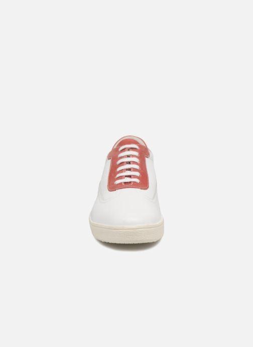 Baskets Elizabeth Stuart Juna 304/2 Blanc vue portées chaussures