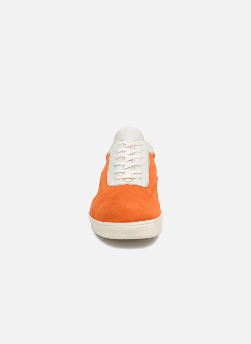 Baskets Elizabeth Stuart Juna 717 Orange vue portées chaussures