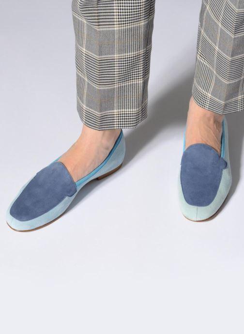 Elizabeth Mocassins 300 Glacier Stuart jeans turquo 3 Namo FJc1lTK