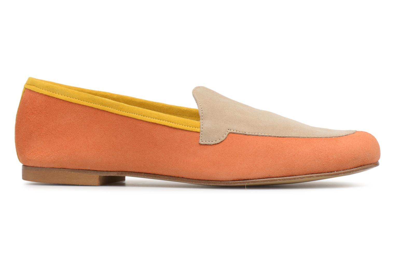 Mocassins Elizabeth Stuart Namo 300/3 Orange vue derrière
