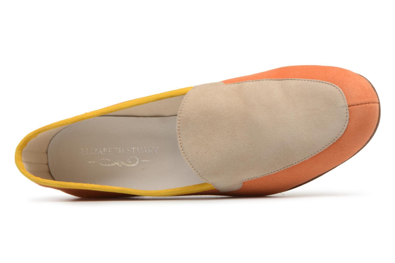 Mocassins Elizabeth Stuart Namo 300/3 Orange vue gauche