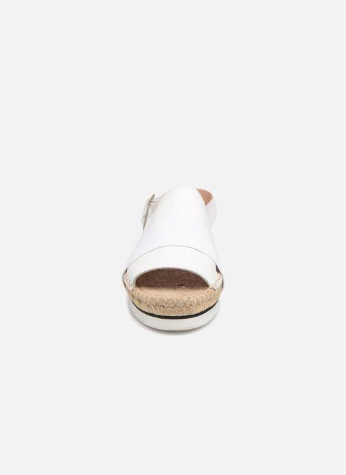 Espadrilles Elizabeth Stuart Samoa 907 Blanc vue portées chaussures