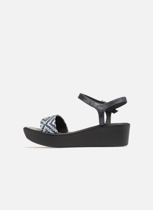 Sandales et nu-pieds Elizabeth Stuart Villau 516 Bleu vue face