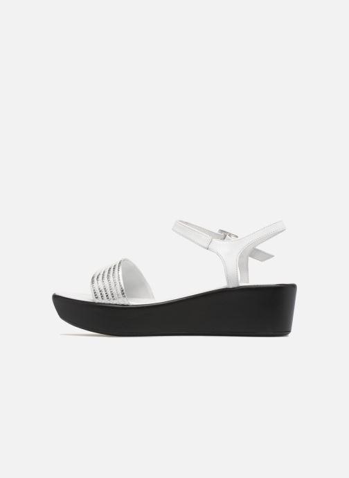 Sandales et nu-pieds Elizabeth Stuart Villau 519 Blanc vue face