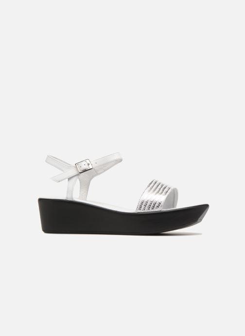 Sandales et nu-pieds Elizabeth Stuart Villau 519 Blanc vue derrière