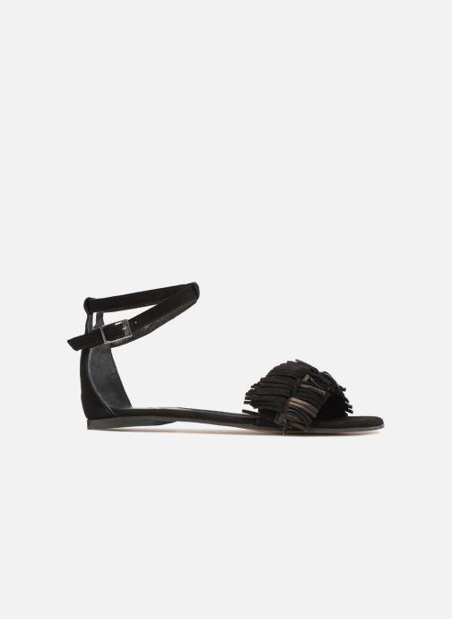 Sandales et nu-pieds Elizabeth Stuart Wlym 606 Noir vue derrière