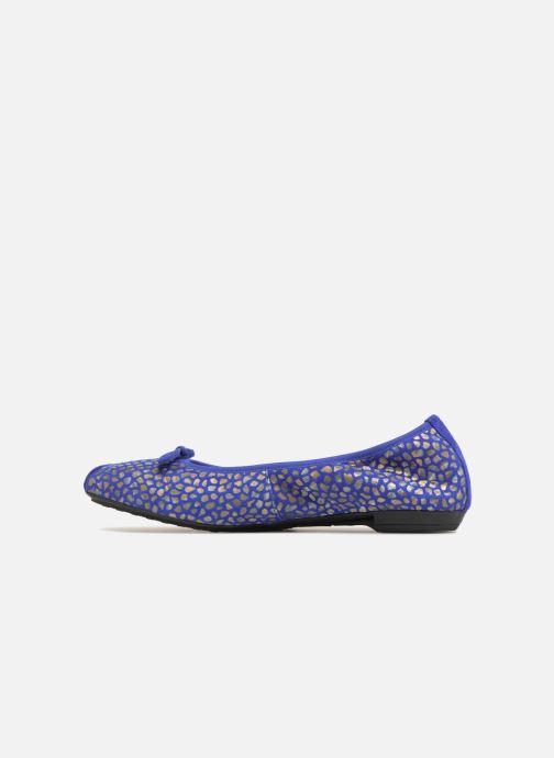 Ballerina's Elizabeth Stuart York 310 Blauw voorkant