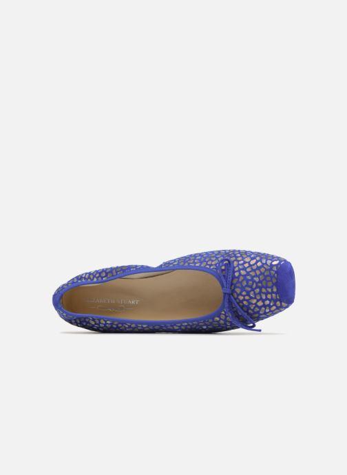 Ballerina's Elizabeth Stuart York 310 Blauw links