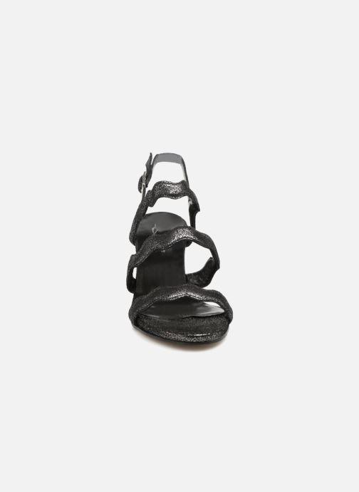 Sandales et nu-pieds Elizabeth Stuart Zola 415 Noir vue portées chaussures