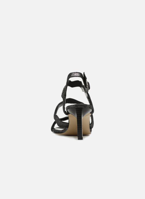 Sandales et nu-pieds Elizabeth Stuart Zola 415 Noir vue droite